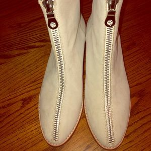Matiko Zipped Ankle Boots size 9